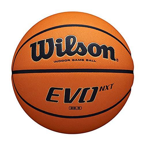 Buy Bargain Wilson Evo NXT Indoor Game Basketball - Official 29.5