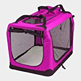 AVC Portable Soft Fabric Pet Carrier...