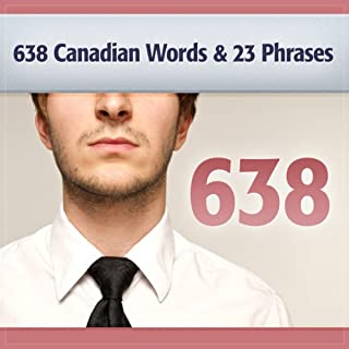 638 Canadian Words & 23 Phrases to Sound Smarter Titelbild