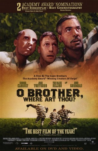 Movie Posters O Brother Where Art Thou? - 11 x 17