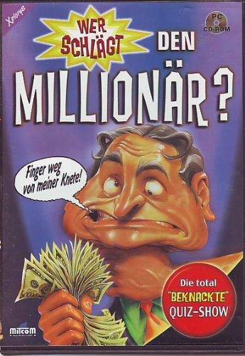 Wer schlägt den Millionär? CD- ROM für Windows 95/98/ Me. Finger weg von meiner Knete. Die total beknackte Quiz- Show