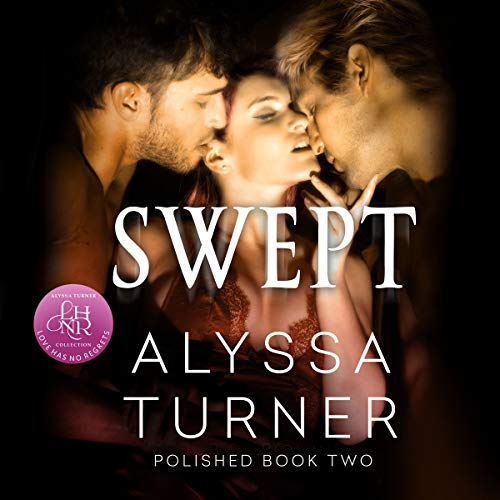 Swept: MMF Menage Romance audiobook cover art