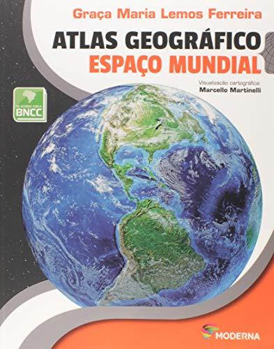 Atlas Geográfico Espaço Mundial Edição 5