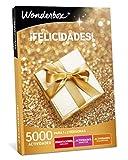 WONDERBOX Caja Regalo para mamá -¡FELICIDADES!- 5.000 Actividades para una o Dos...