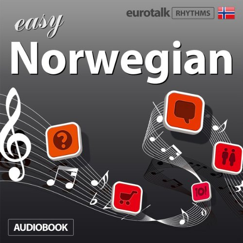 Rhythms Easy Norwegian audiobook cover art