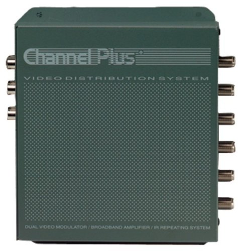 Linear Channel Plus 3025 3-Input Video Distribution System with 5-Volt Ir