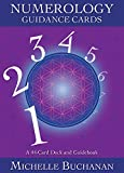 Numerology Guidance Cards: A 44-Card Deck and Guidebook
