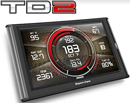 Superchips TrailDash 2 In-CAB Tuner