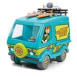 Scooby Doo 7190 Mystery Machine Van Playset con Figura Shaggy