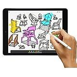 SPARIN Papersmooth - Protector de pantalla compatible con iPad Pro 12.9, sin deslumbramiento, alta sensibilidad, mate, compatible con Apple Pencil (2 unidades)