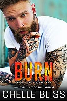Burn  Men of Inked  Heatwave Book 2