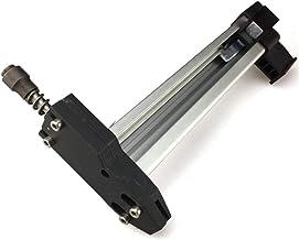 Clavadora Manual, clavadora de Acero, clavadora de Ranura de Alambre-Azulejo Manual + 3 * 22 Clavos 1000