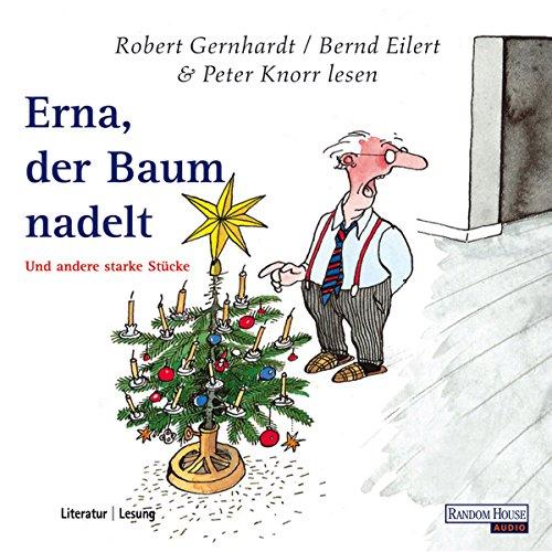 Erna, der Baum nadelt. Ein botanisches Drama am heiligen Abend Titelbild