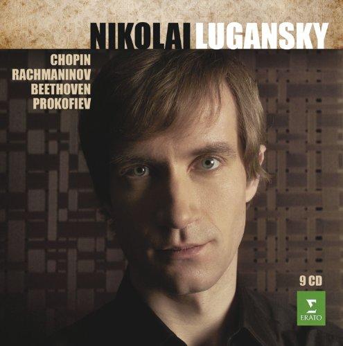 Nikolai Lugansky: Chopin, Rachmaninov, Beethoven, Prokofiev (9 CD)