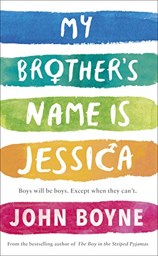 My Brother's Name is Jessica (English Edition)