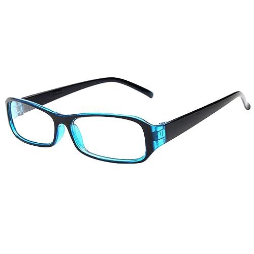ade94c852780 FancyG® Vintage Inspired Classic Rectangle Glasses Frame Eyewear Clear Lens