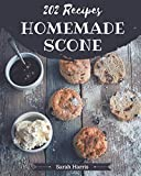 202 Homemade Scone Recipes: An One-of-a-kind Scone Cookbook