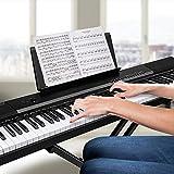 Immagine 2 bakaji tastiera musicale pianola elettronica