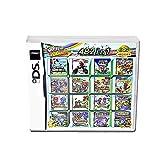 482 Spiele in 1 DS game Super Combo Cartuccia DS spiele für DS NDS NDSL NDSi 3DS XL Neu