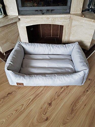 Odol-Plu XXL – Cuccia per cani – Cuscino per cani – Divano per cani con cuscino reversibile (90 x 60)