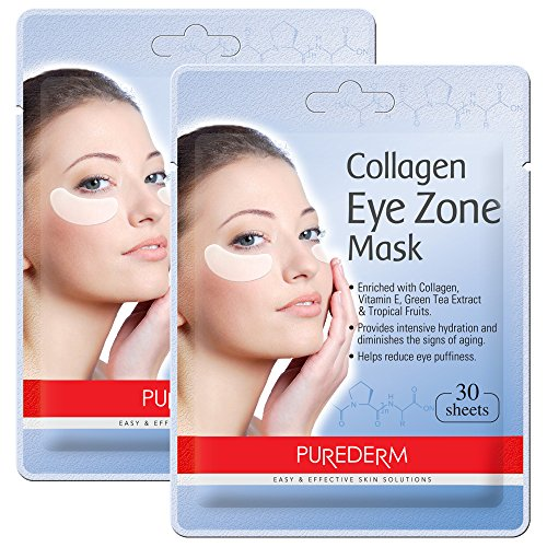 PUREDERM Collagen Eye Zone Mask Pad Patches