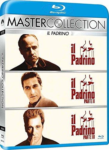 Il Padrino Trilogia (3 Blu-Ray) [Italia] [Blu-ray]