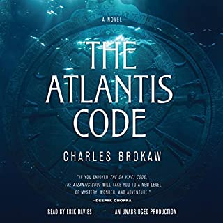 The Atlantis Code cover art