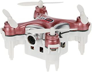 OUYAWEI Cheerson CX-10WD-TX 2.4GHz 4CH 6-axis WiFi FPV Quadcopter 3D Eversion Mini Drone with 0.3MP Camera Pink Without Remote Control