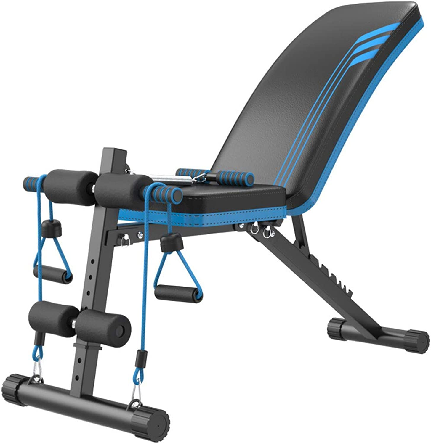 Multifunctional Supine Board Abdominal Muscle Folding Exercise Equipment, Household