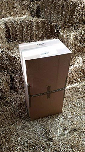 Fleet Farm™ Handy Size Barley Straw Bale - Feed Quality (90cm x 50cm x 40cm) 5