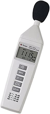 Decibelímetro Digital 40 a 130 dB MSL-1325A Minipa