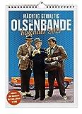 Die Olsenbande-Kalender 2021 (Inklusive DVD)