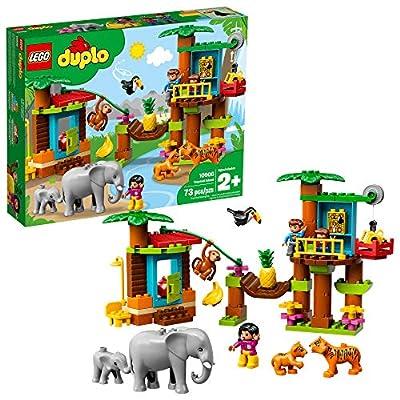 LEGO DUPLO Town Tropical Island 10906 Building Bricks (73 Pieces) by LEGO
