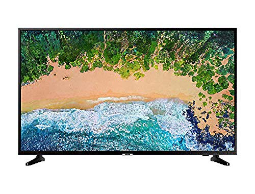 Samsung UE65NU7090UXZT Smart TV UHD, DVB-T2CS2, LED Seria 7 con Sistema HDR powered by HDR10, Display da 65 Pollici, Risoluzione 3840 × 2160, Clean Cable, Nero (Glossy Black), Senza installazione