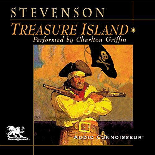 Treasure Island                   Written by:                                                                                                                                 Robert Louis Stevenson                               Narrated by:                                                                                                                                 Charlton Griffin                      Length: 6 hrs and 57 mins     Not rated yet     Overall 0.0