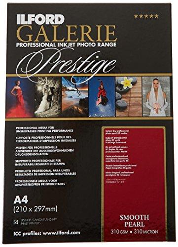 329 mm x 483 mm 25 fogli ILFORD GALERIE Prestige Premium Matt Duo 200 gsm A3+