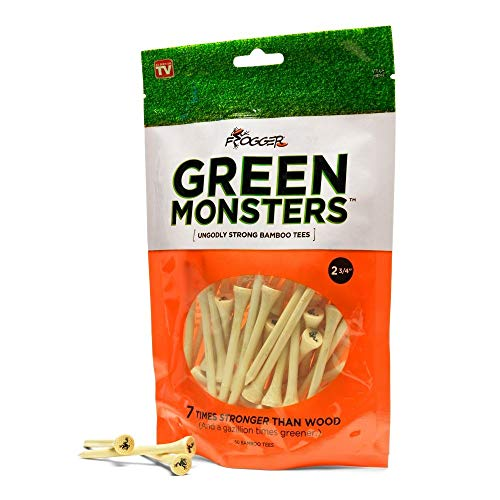 Frogger Golf Green Monsters 100% Ba…