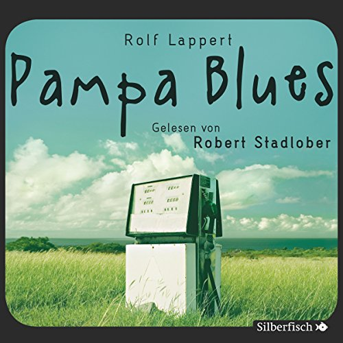 Pampa Blues audiobook cover art