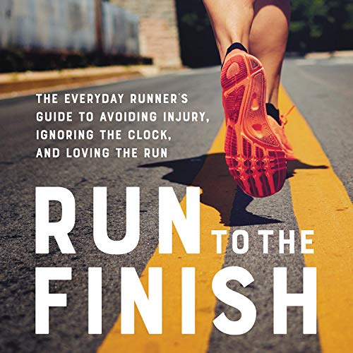 Run to the Finish cover art