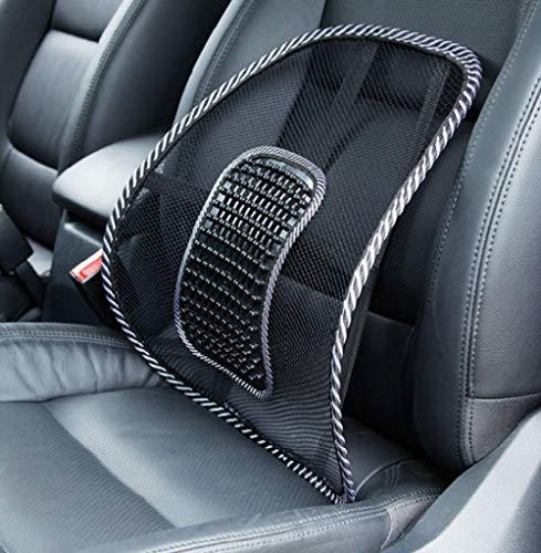 Car Comfort 13992/durch die estremamente morbida imbottitura e la schiena superficie rialzata con 36/sfere massaggianti garantisce il Coprisedile per massimo comfort di seduta di breve e lungo guida.