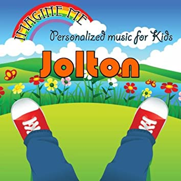 Imagine Me - Personalized Music for Kids: Jolton