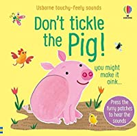 Don't Tickle the Pig (Touchy-feely sound books)
