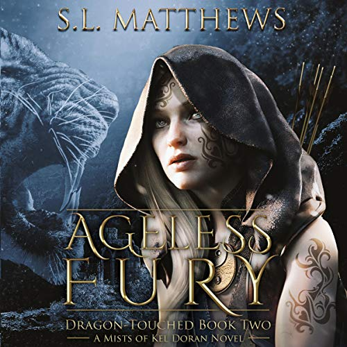 Ageless Fury  By  cover art