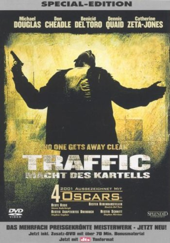 Traffic - Macht des Kartells [Alemania] [DVD]