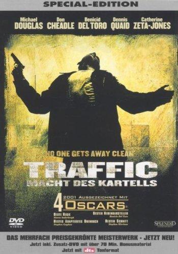 Traffic - Macht des Kartells (Special Edition, 2 DVDs)