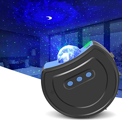 Star Projector Night Light 5 in 1 with Remote...