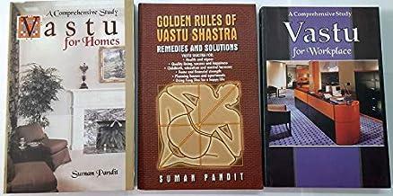 "Golden Rules of Vastu Shastra: Remedies and Solutions + ""Bundle with"" + [Vastu For Homes+ Vastu For Workplace] +[ Set of 3..."