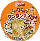 ミニワンタンメン タンメン味 40g ×12食