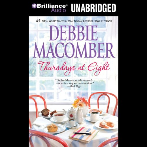 Thursdays at Eight audiobook cover art