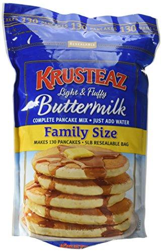 Krusteaz Pancake Mix  Buttermilk 5 Lb Packaging May Vary